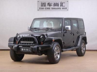 Jeep 牧马人 3.6L 四门Saha图片