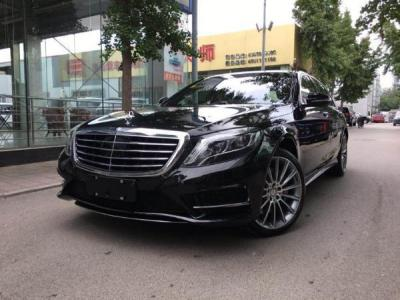 奔驰 S级&nbspS500L 4.0T 4MATIC