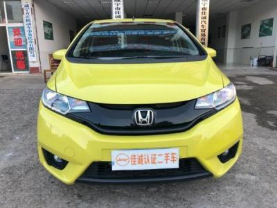 本田 飞度  1.5L CVT SE时尚型图片