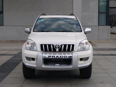 丰田 普拉多  2007款 4.0 GX 豪华版