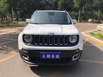 2017年6月 Jeep 自由侠 180T DCT劲能版图片