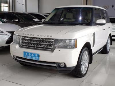 2009年9月 路虎 揽胜行政版 5.0L NA(自然吸气) 汽油型图片
