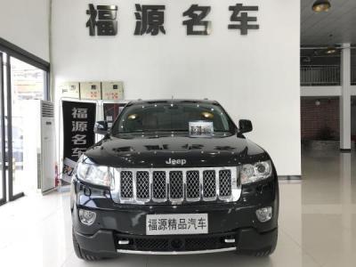 Jeep 大切诺基  5.7L 旗舰尊崇版图片