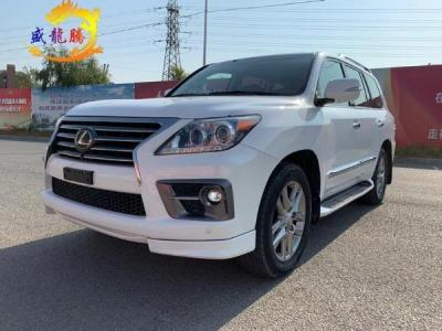 雷克薩斯 LX  2013款 LX570