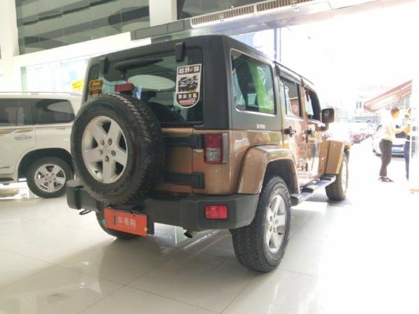 Jeep 牧馬人  2.8T 四門 柴油版圖片