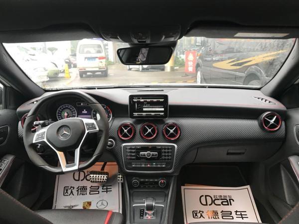 奔馳 AMG  2014款 A45 AMG 2.0T 4MATIC圖片