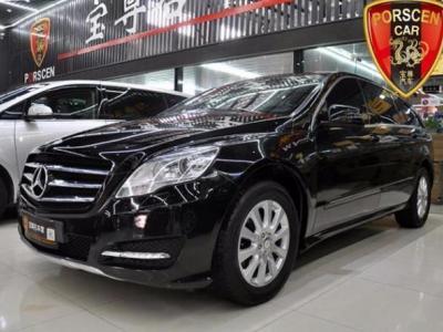 奔驰 2013款 R300 L商务型图片