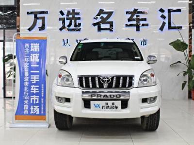 2007年12月 丰田 普拉多(进口) 2004款   VX 4.0图片