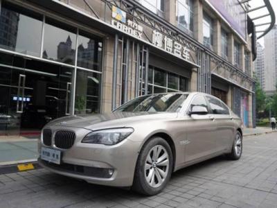 2012年6月 宝马 宝马7系 730Li 3.0L 豪华型图片