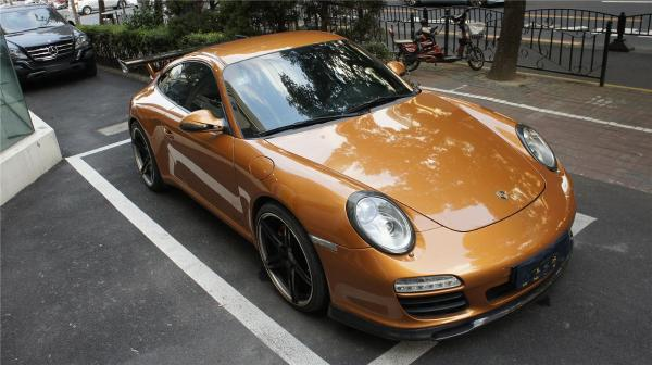 保时捷 911  2008款 Carrera 4S 3.8图片