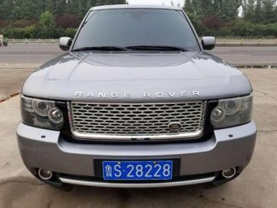 2012年7月 路虎 揽胜行政版 5.0T 尊崇创世版 SC 汽油型图片