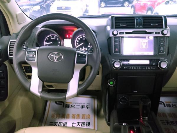 丰田 普拉多  2.7 豪华版图片