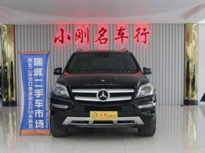 2013年5月 奔驰 GL级 GL350 BlueTEC 3.0T 4MATIC图片