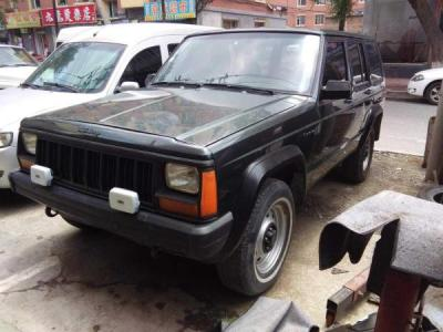 2001年12月 Jeep Jeep2500 2500 手动图片