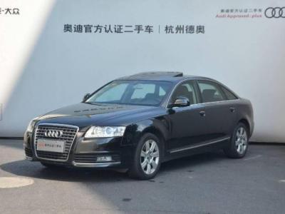 2011年9月 奥迪 奥迪A6L A6L 2.4L舒适型图片