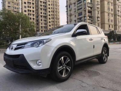2015年8月 丰田 RAV4 荣放 2.0L CVT四驱新锐版图片