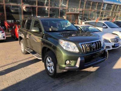 丰田 普拉多  4000 TX-L NAVI图片