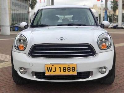 MINI Countryman  1.6T Excitement图片