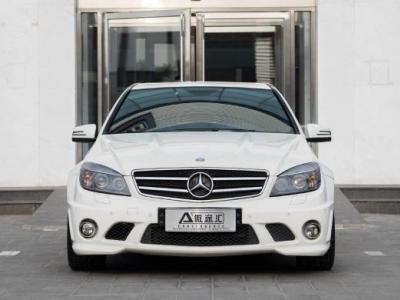 2011年8月 奔驰 奔驰C级(进口) C63 AMG 6.2L 动?#34892;?#22270;片