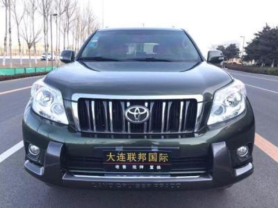 2012年10月 丰田 普拉多 4000 TX-L NAVI图片