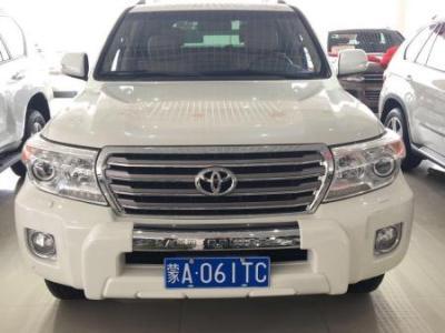 丰田 兰德酷路泽  4.6 4600 中东限量版图片