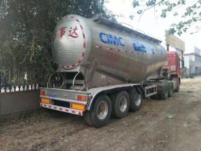 2015年7月  出售二手水泥散装罐车35-120立方万事达 中集瑞江 通亚 开乐 凌宇等 图片