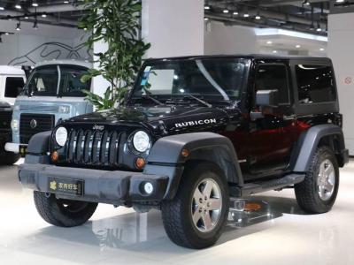 2013年4月 Jeep 牧马人 3.6L两门图片