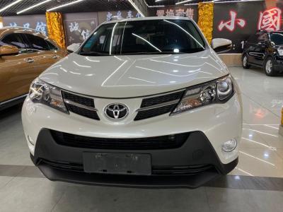 丰田 RAV4  2015款 2.5L 豪华版图片