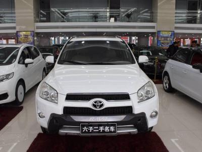 2012年8月 丰田 RAV4 2.0L 豪华版图片