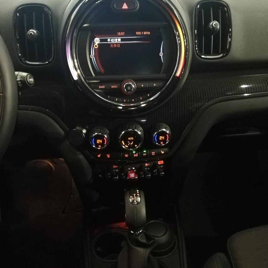 MINI Coupe  2017款 1.5T 旅行家图片