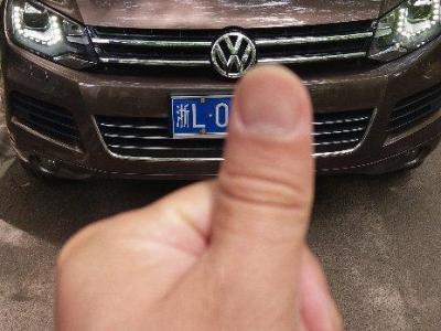 2012年6月 大众 途锐(进口) 3.0T 高配型 汽油版图片