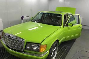 奔驰 S级 S280 2.8 V6