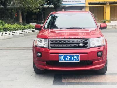2011年6月 路虎 神行者 3.2L 中国红限量版(仅300台)图片