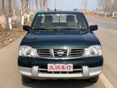 2013款 鄭州日產D22汽油兩驅高級型圖片