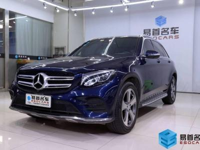 2017年4月 奔馳 GLC級  GLC260 2.0T 4MATIC 豪華型圖片