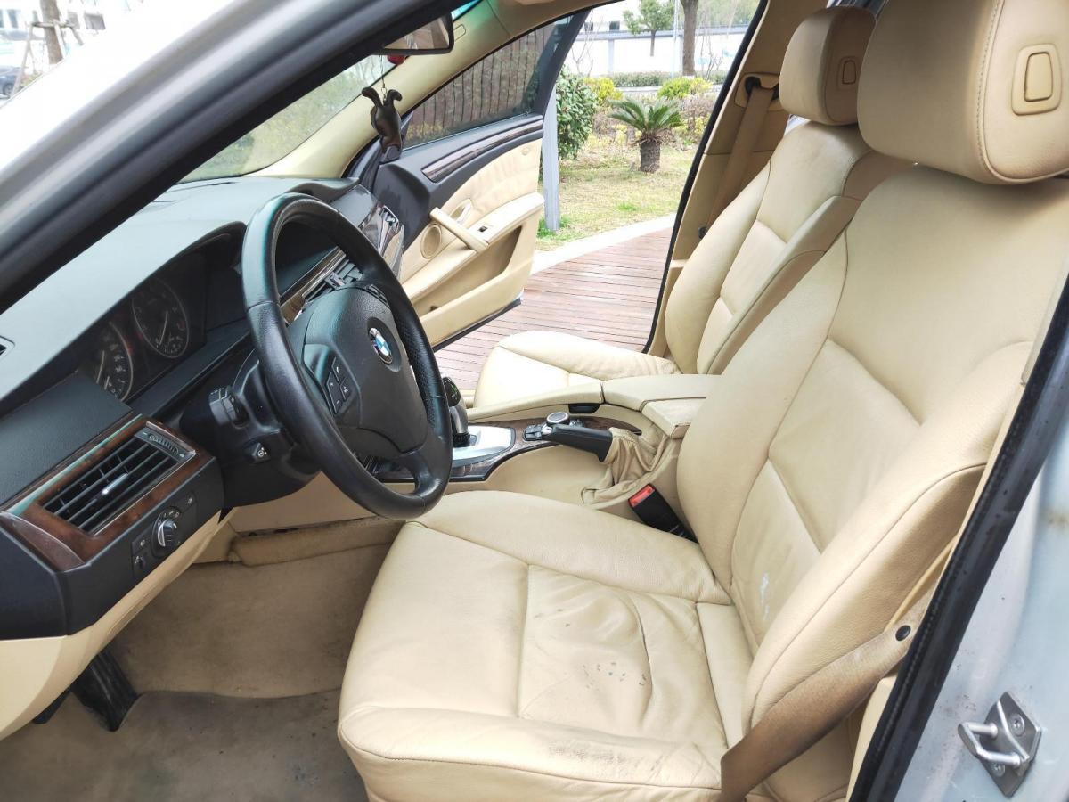 寶馬 寶馬5系  2010款 520Li 2.0L 領先型圖片
