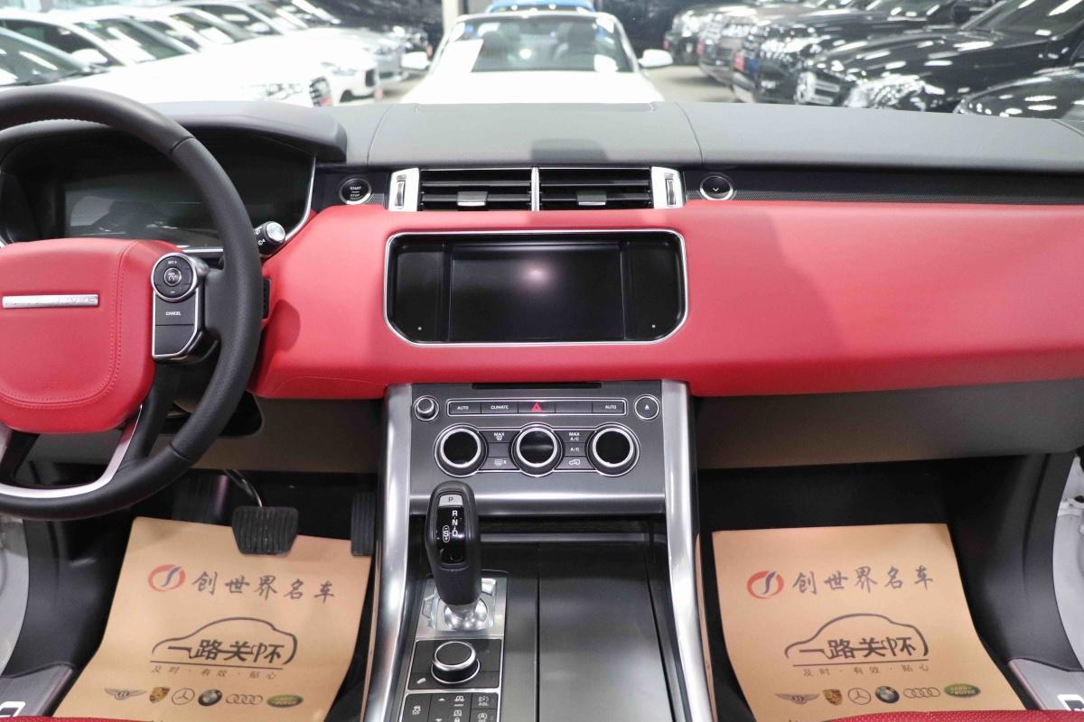 路虎 揽胜运动版  2016款 3.0T 运动版 SC SE 汽油型图片