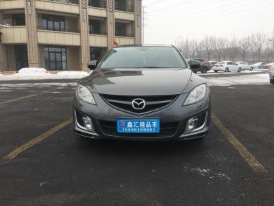 马自达 睿翼  2012款 轿跑车 2.5 至尊版