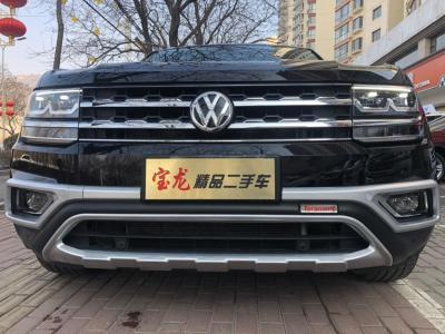 大眾 途昂  2017款 380TSI DSG四驅豪華版圖片