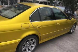 2003年8月 宝马 宝马5系 530xi 3.0 四驱版 258hp