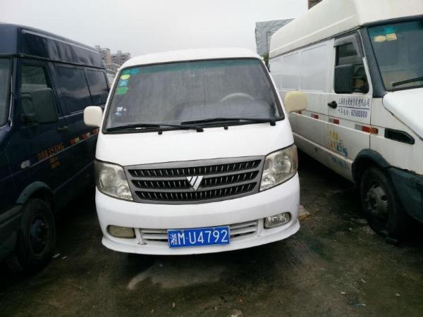 【永州】2010年3月 福田 风景 福田风景快运柴油6座加长 白色 手动挡