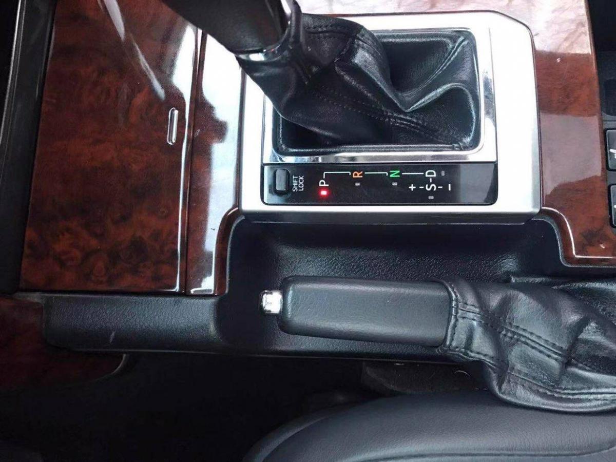 丰田 普拉多  2016款 2.7L 豪华版图片