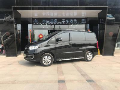 江淮 iEV  2018款 iEVA50 豪華型