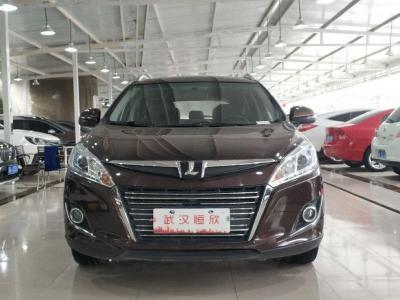 2016年6月 纳智捷 优6 SUV 1.8T 魅力型图片