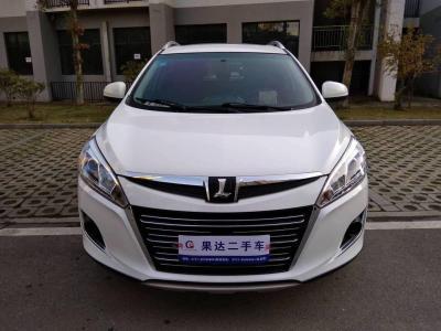 2014年9月 纳智捷 优6 SUV 1.8T 时尚型图片