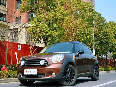 2014年6月 MINI Countryman 1.6L Fun图片