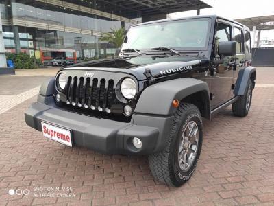 2018年6月 Jeep 牧马人(进口) 3.6L 四门 Recon 十年限?#31354;?#34255;版(国内限量发售100台)图片