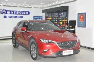 2016年6月 马自达 CX-4 2.5 四驱蓝天激情版