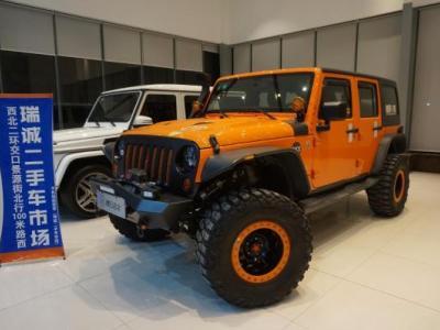 Jeep 牧马人  3.6 四门 Sahara图片