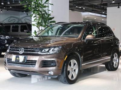 2015年8月 大众 途锐  3.0T 舒适型 柴油版图片
